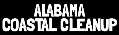 Alabama Coastal Cleanup
